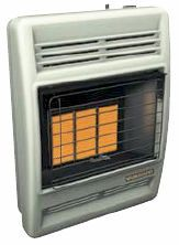 Vanguard Infrared Radiant Plaque Heaters