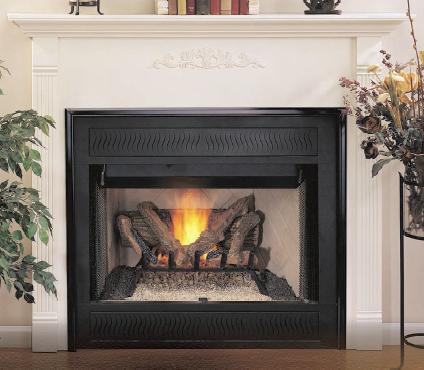 "Vanguard B-Vent Premium Line 42"" Fireplace"