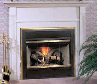 "Vanguard B-Vent Performance Line 32"" Fireplace"